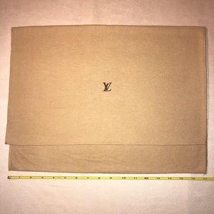 Auth Louis Vuitton Dustbag Dust Bag Storage Cover